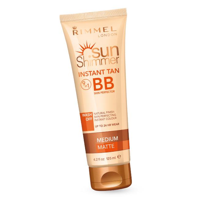 Sunshimmer Instant Tan BB Cream