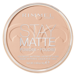 Stay Matte Pressed Powder in Peach Glow