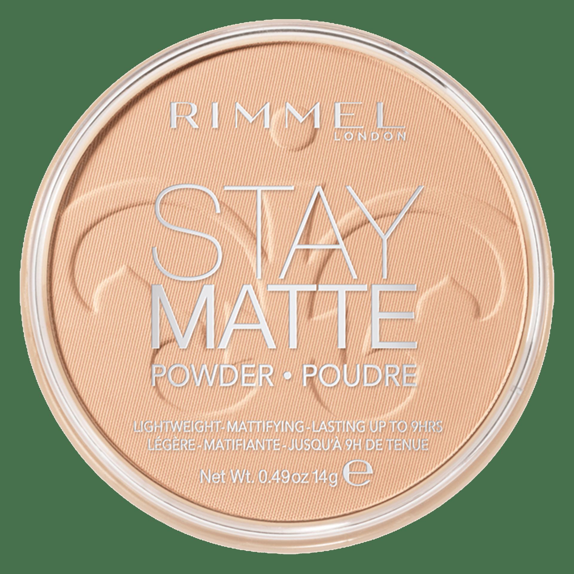 Stay Matte Pressed Powder   Matte