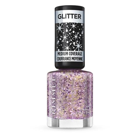Glitter Top Coat - Päällyslakka