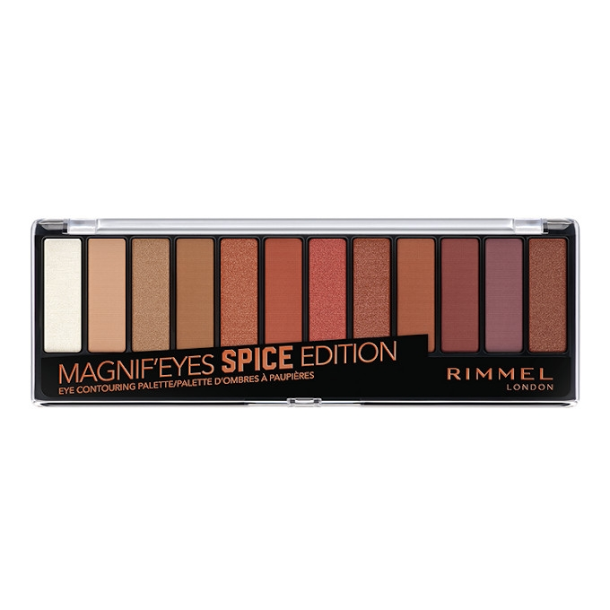 Palette Magnif'Eyes Shadow - Spice Edition - Navigation