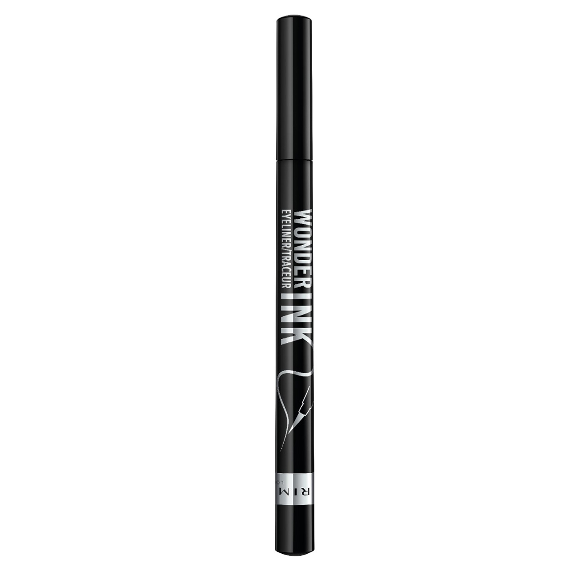 Rimmel London Wonder'Ink Ultimate Liner in Black with lid on