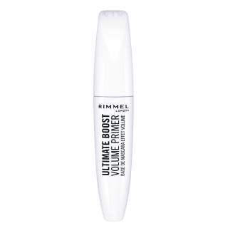 Ultimate Boost Volume Eyelash Primer with lid on