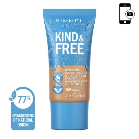 Moisturising Skin Tint Foundation