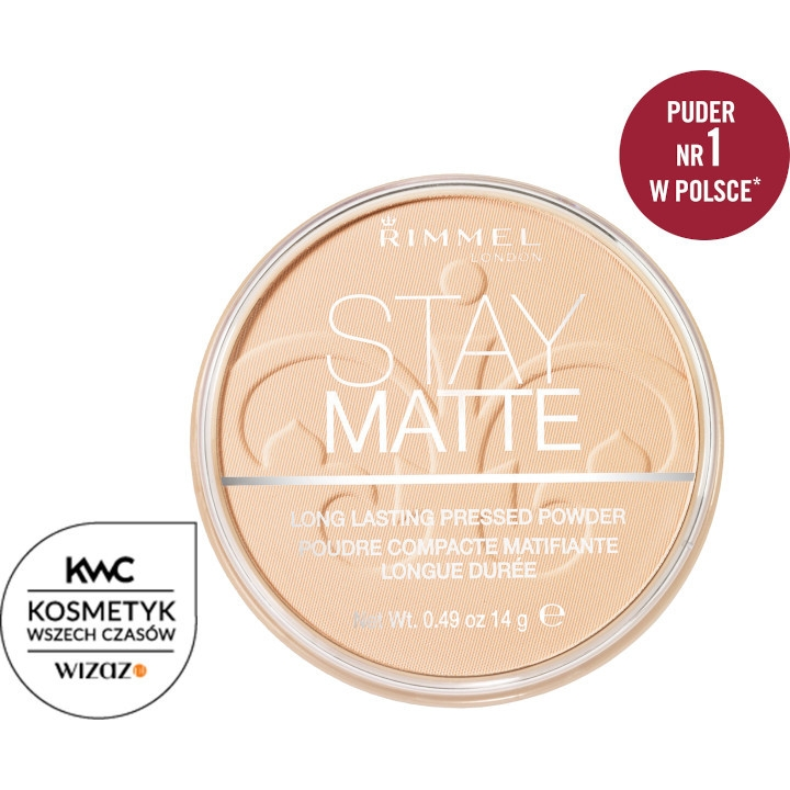 Stay Matte Pressed Powder - Navigation - PL