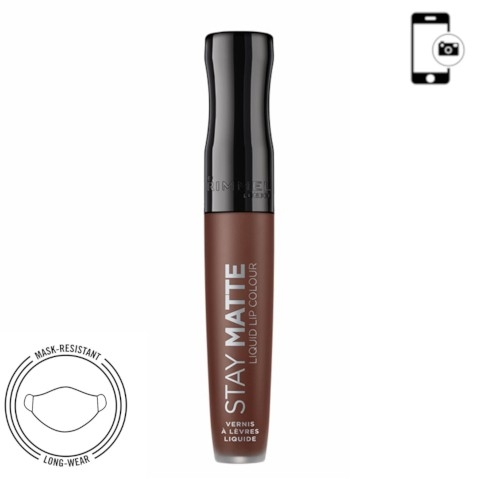 Stay Matte Liquid Lip Colour