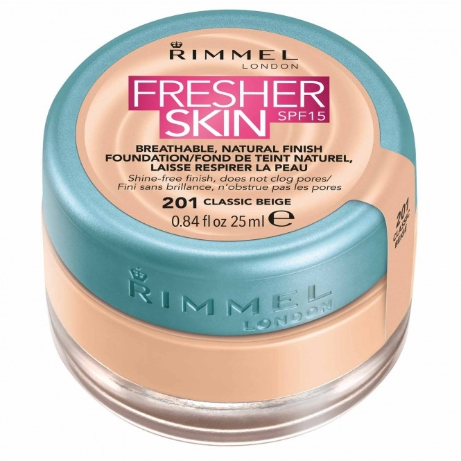 Fresher Skin Foundation - Navigation