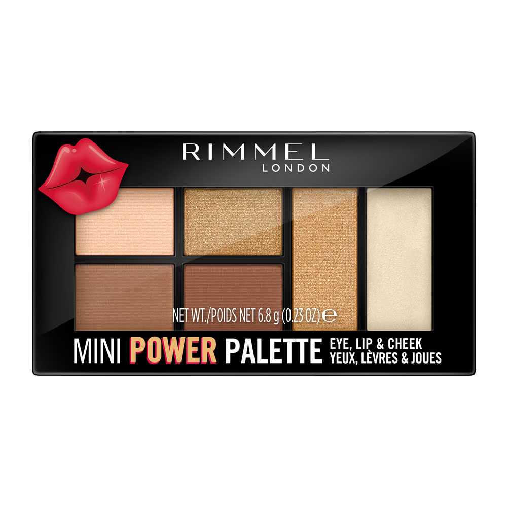 Mini Power Palette - 002 Sassy