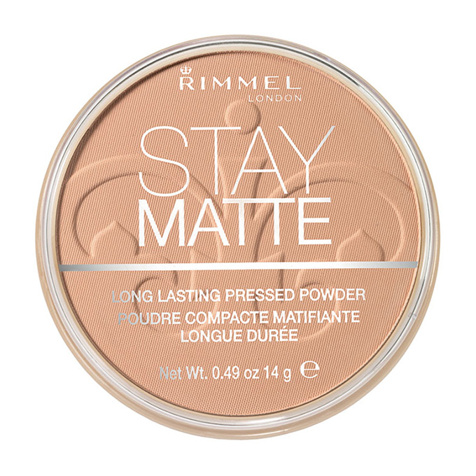 Stay Matte Pressed Powder - Navigation
