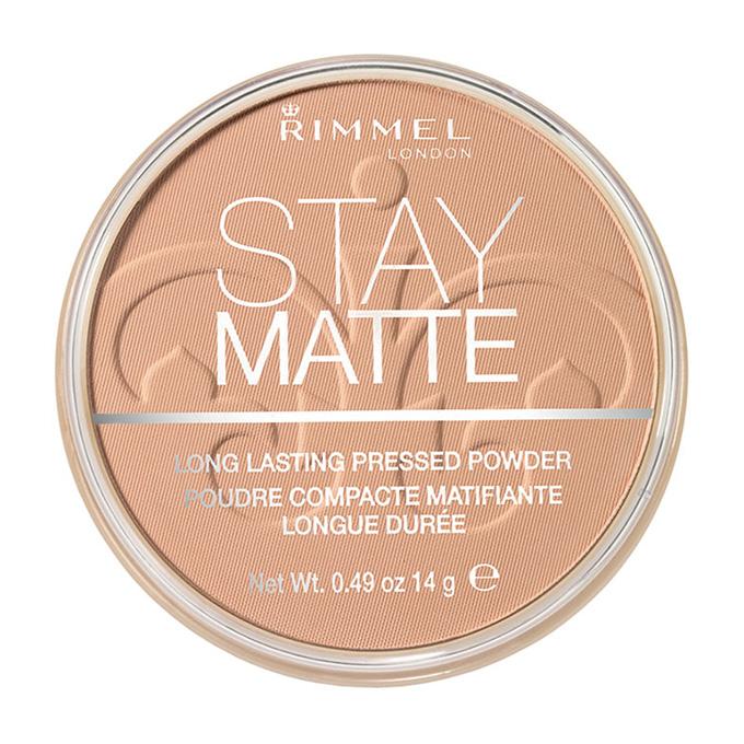 Stay Matte Pressed Powder - Navigation