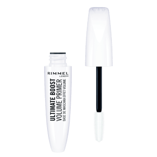 Ultimate Boost Volume Eyelash Primer with lid off