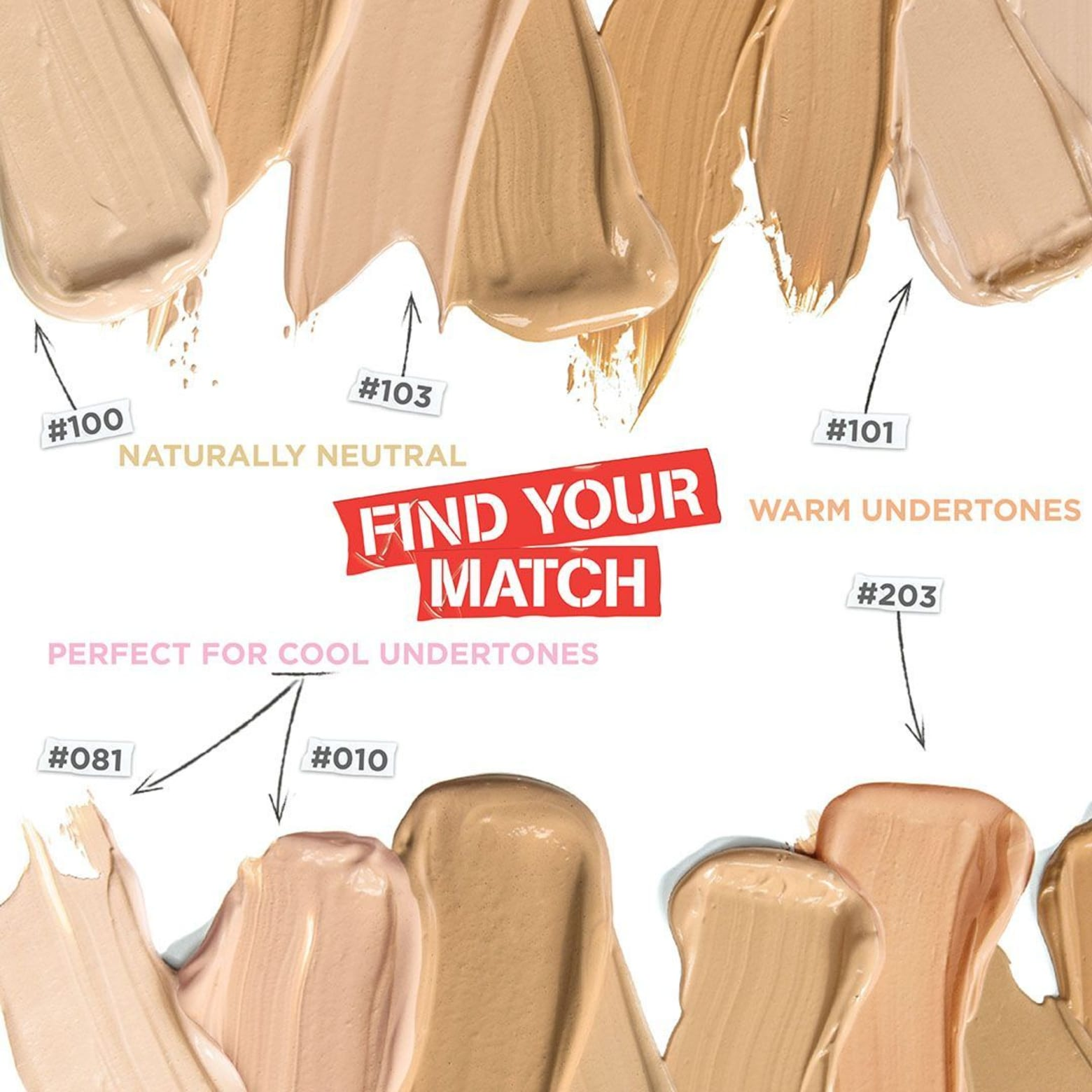 How To Find Your Matching Foundation Shade Rimmel London