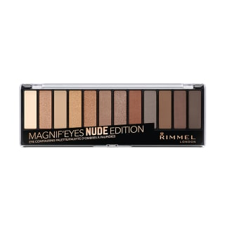 Magnif'Eyes Eyeshadow Palette Nude Edition