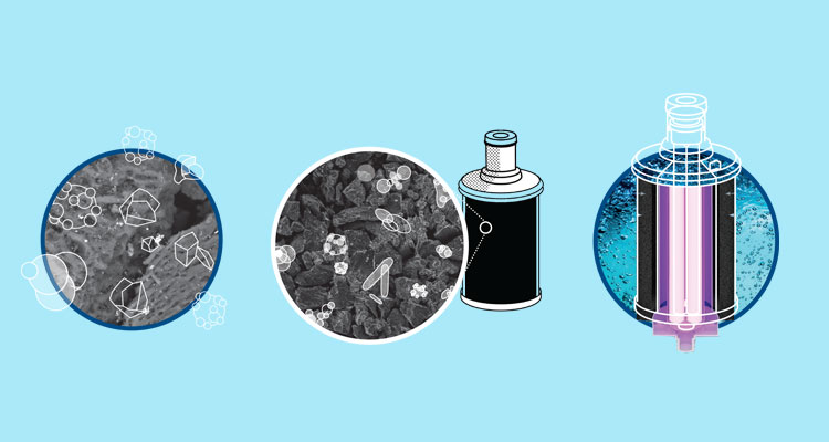 Espring Water Treatment For Clean Water Graphic
