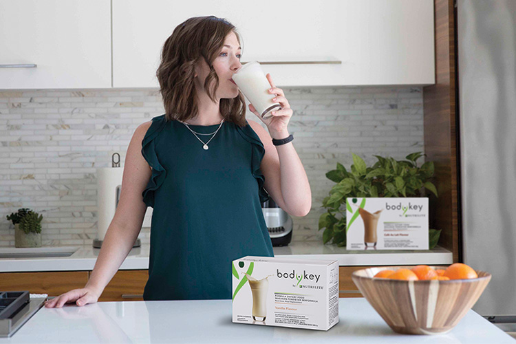 BodyKey Meal Replacement Shake