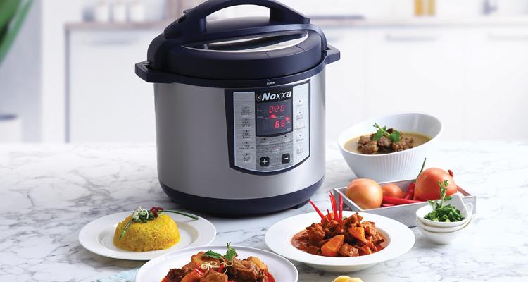 Noxxa Electric Multifunction Pressure Cooker
