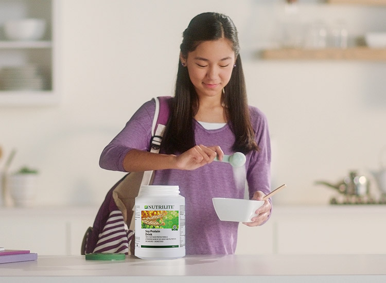 Nutrilite has supplements for women of all ages 2