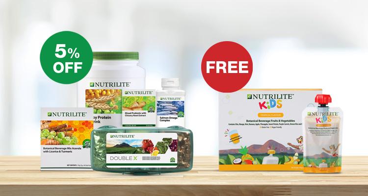 Nutrilite Health Bundles at 5% off & get FREE 1x Nutrilite Kids Botanical Beverage Fruits & Vegetables e.jpg