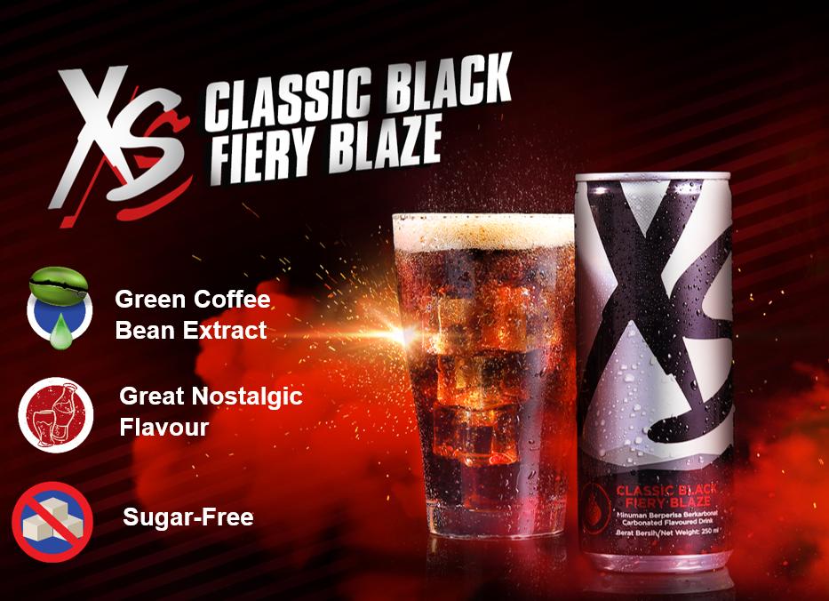 XS Classic Black Can
