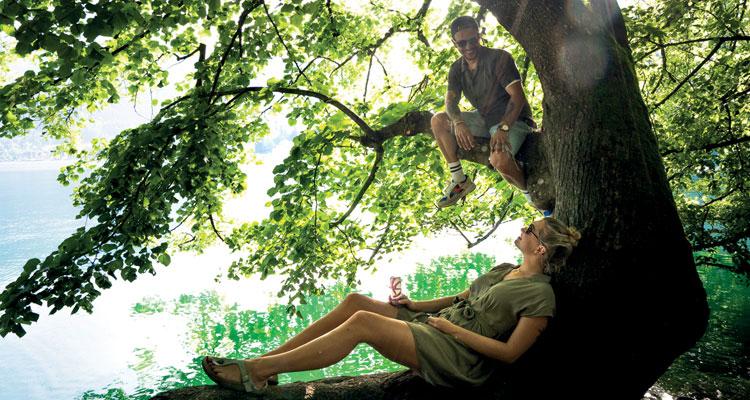 XS Outdoor Activity Relaxing