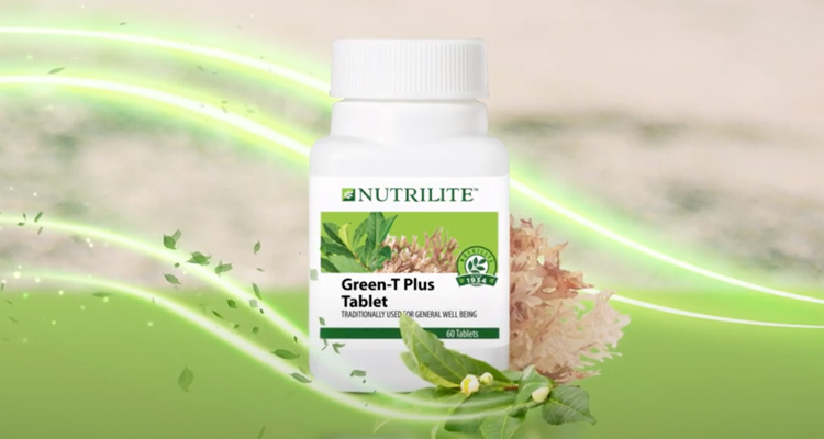 Nutrilite Green-T Plus Tablet 2