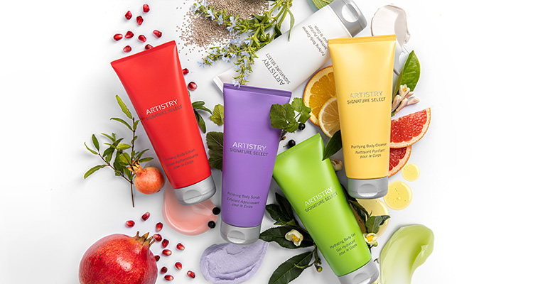 Indulge your body with different products