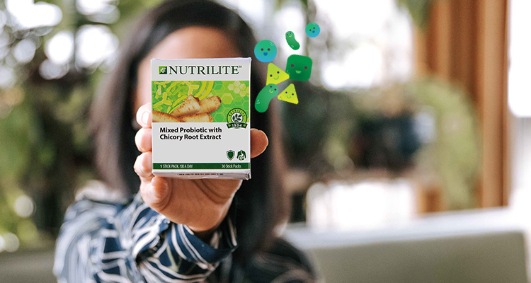 Mixed Probiotic With Chicory Root Extract