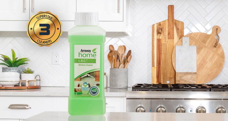 Amway LOC Kitchen Cleaner