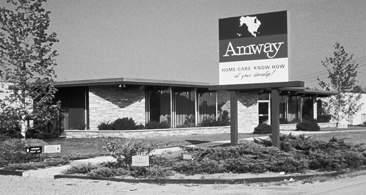 Amway is guided by values