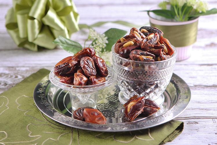 Vergold Exotic Arabian Dates