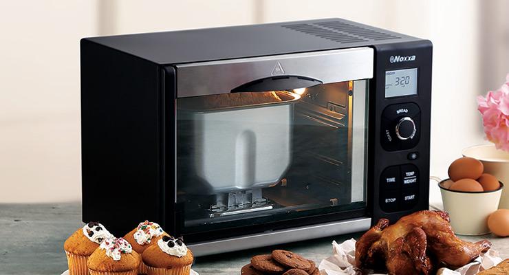 Noxxa BreadMaker Oven Toaster