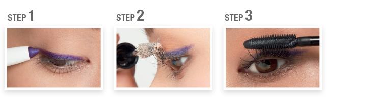 Easy Eye Makeup Steps