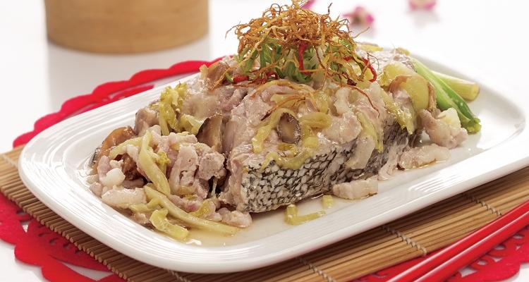 Grilled fish recipe 1