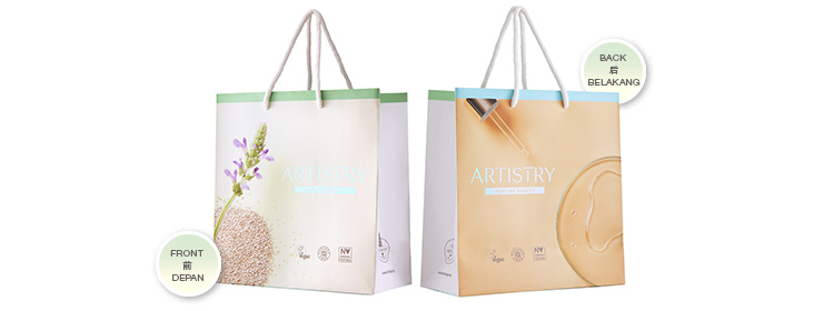 Healthy Beauty by ARTISTRY Paper Bag
