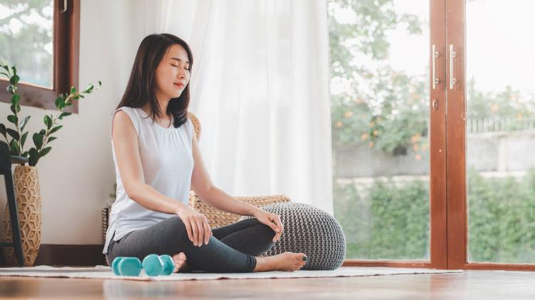 Yoga helps calm your senses.jpg