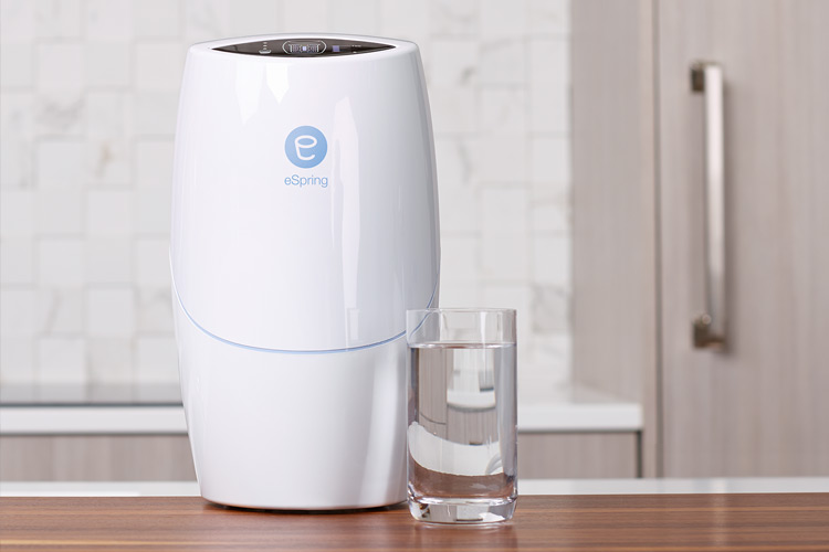 eSpring wins Gold Award in the Water Purifier Category
