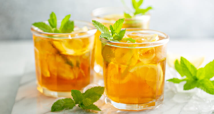 Vergold Ice Lemon Tea