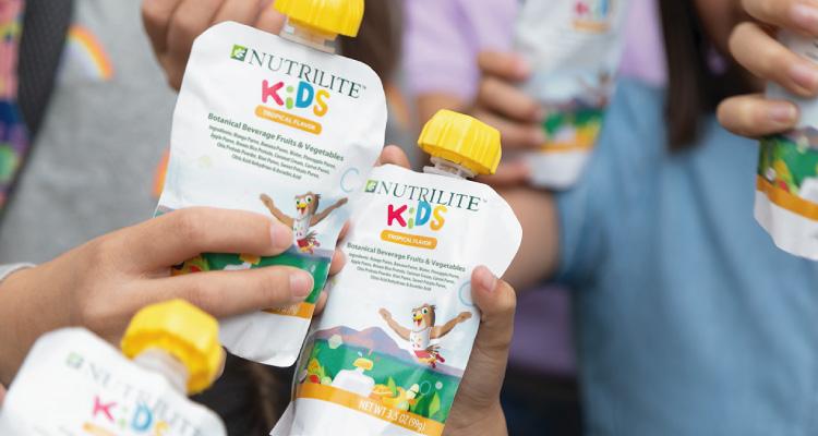 Nutrilite Botanical Beverage Fruits and Vegetables