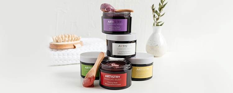 Artistry Signature Select Mask Stack