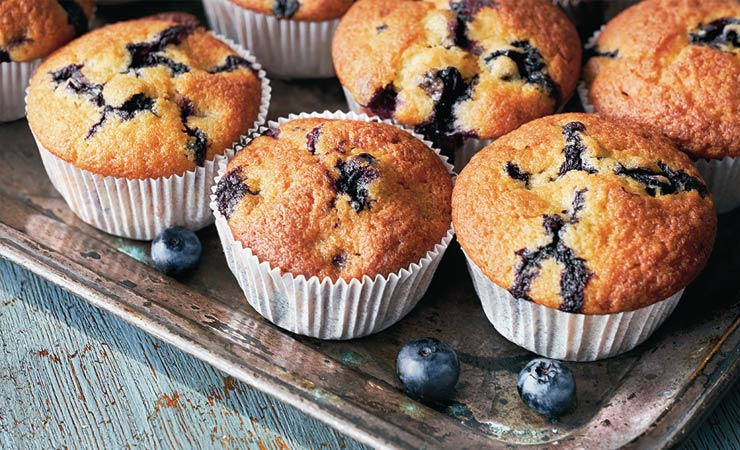 Bake your own muffins