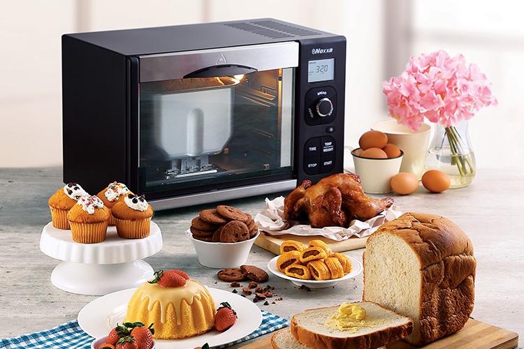 Noxxa BreadMaker Oven Toaster 2