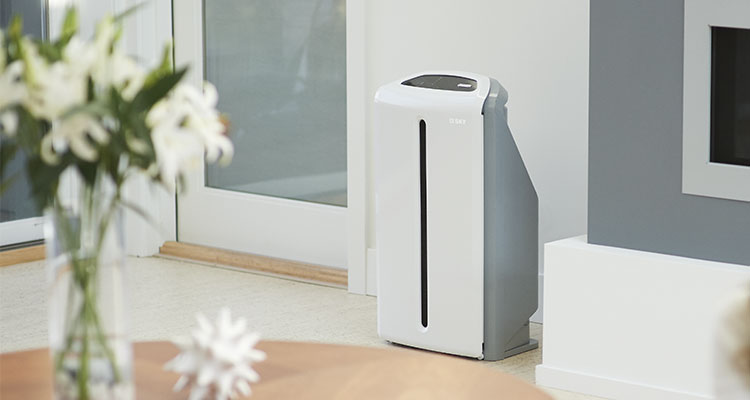 Keep the air you breath Clean With SKY Air Treatment System