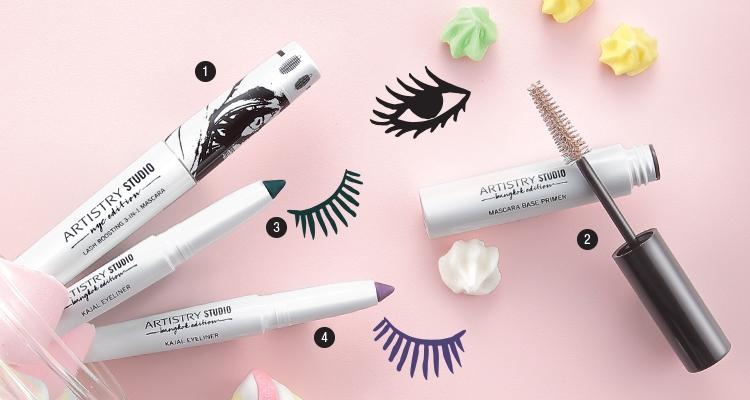 Brighten Up Your Eye Makeup