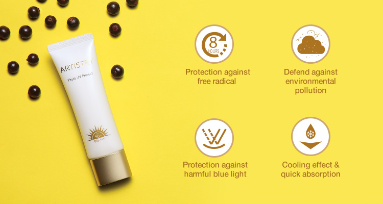Benefits of Phyto UV Protect Image