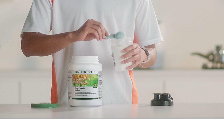 Nutrilite Soy Protein Drink
