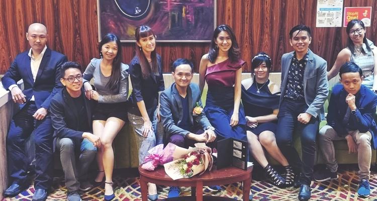 Diamond Cryan Su Yeong Seng & Elynn Jong Huey Ling