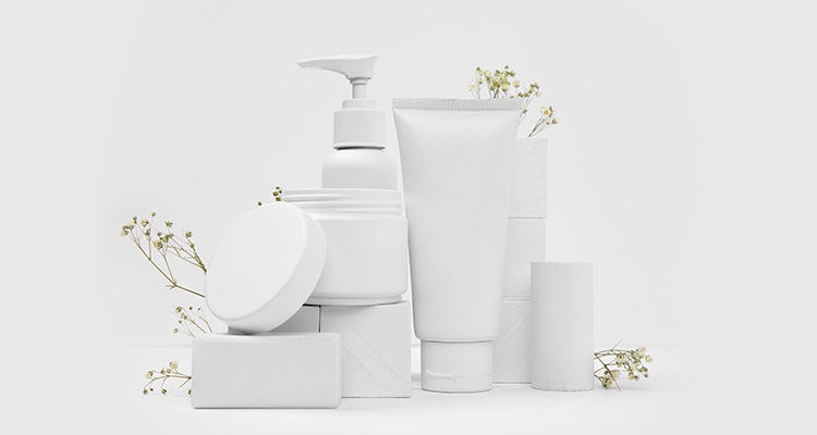 Whats In Your Beauty Products Stylised Packaging