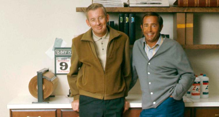 Jay Van Andel and Rich DeVos in 1959.jpg