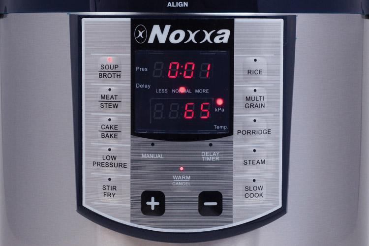 Smart timer function with the Noxxa Pressure Cooker.jpg