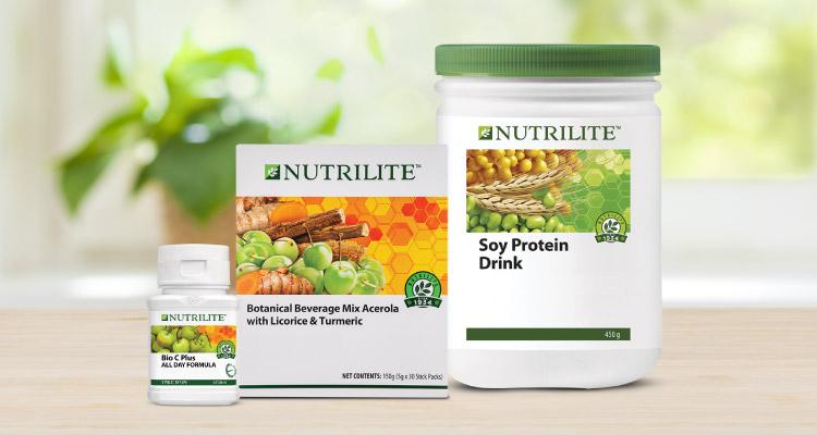 Nutrilite Kaw Kaw Bundle